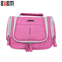 BUBM toiletries bag makeup bag pouch travel receiving bag clothes bag big capacity,blue grey,rose 2 size S L waterproof