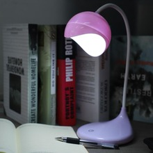 цена на LED Table Lamp Modern Fashion Desk Lamp lampara de mesa Dimming Table Lamp Eye Protection USB Charging Light luminaria de mesa