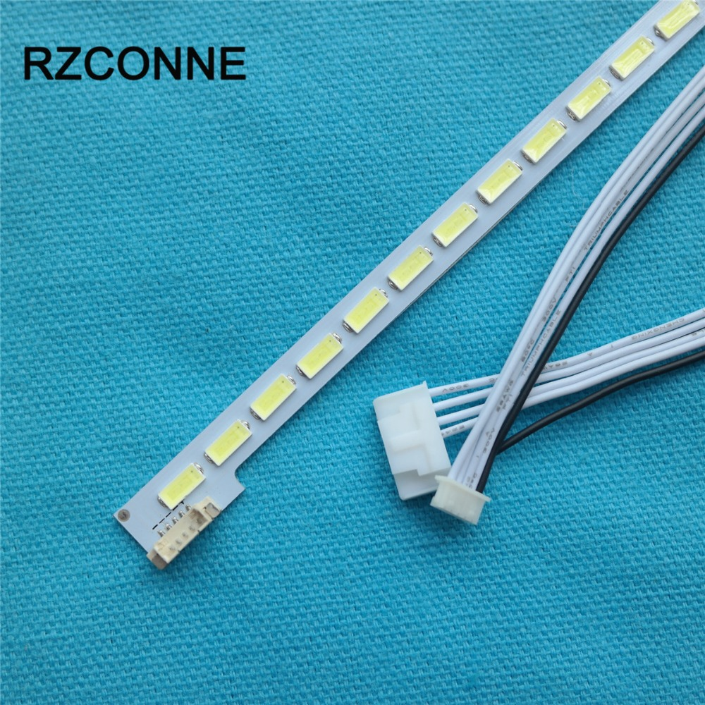 50 Parts Computer & Office Los 46 Inch Led Backlight Led Strip From Aluminiumplatte Border Strips For Lcd Tv Backlight 520mm