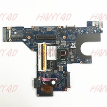 for dell e4310 laptop motherboard cn-0tk2gm 0tk2gm ddr3 la-5691p cpu i5-540m Free Shipping 100% test ok цена