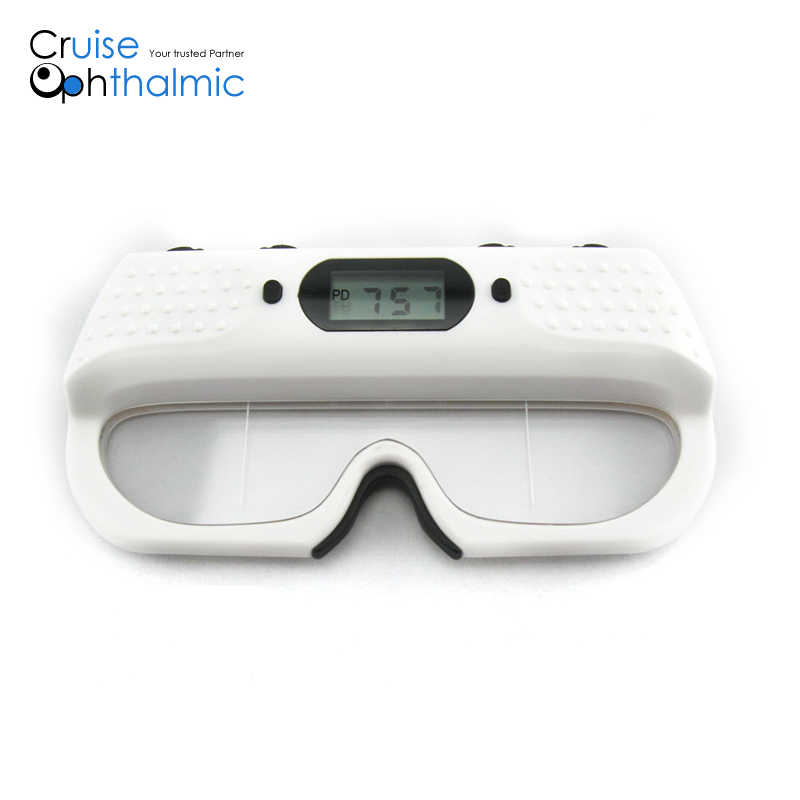 Digital PD ruler 7EL| Pupilometer Light Refractive to Cornea HE-710  Pupillometer Pupil Distance METER | Home Use