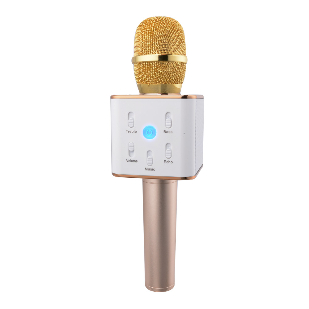 iphone karaoke microphone q7 portable wireless karaoke microphone handheld condenser 1159