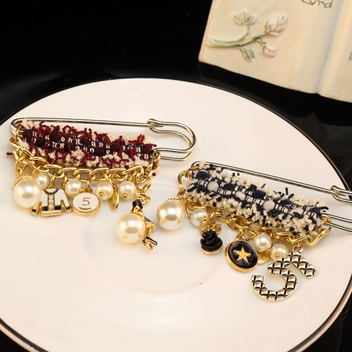 b5 cc handmade famous luxury brand designer jewelry 2016 new brooch