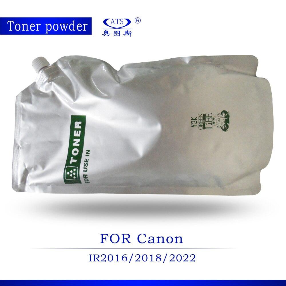ФОТО 1PCS 1KG Toner Poudre Photocopy machine For Canon Toner Powder parts IR2016 2018 2022 2318 2120 2420 copier part
