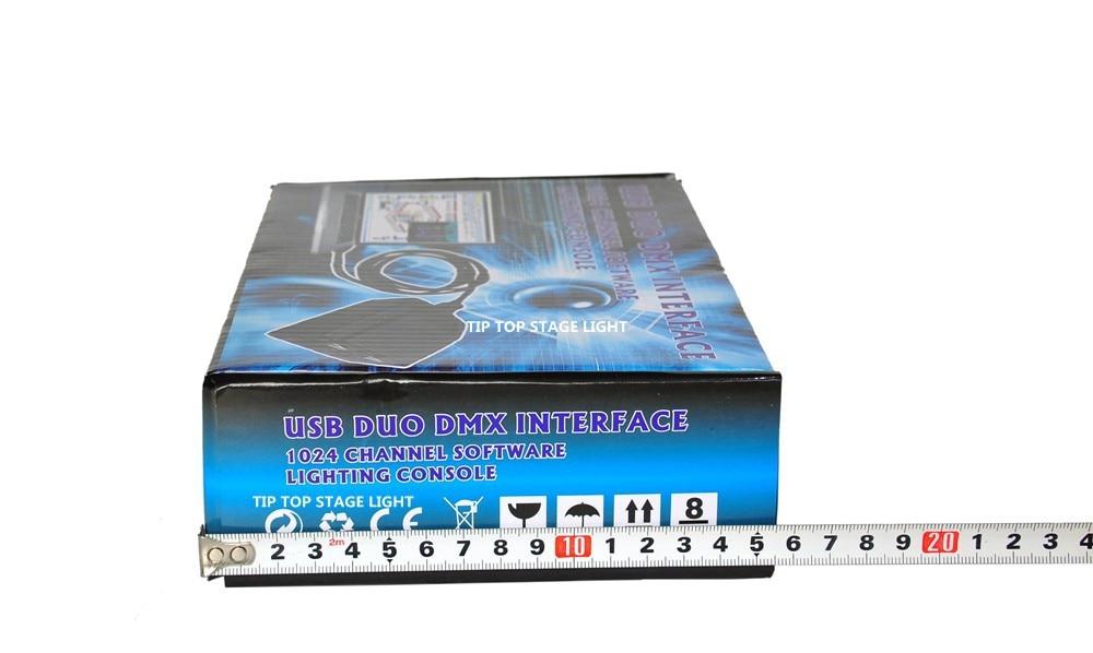 martin lightjockey 1024 usb dmx controlador led