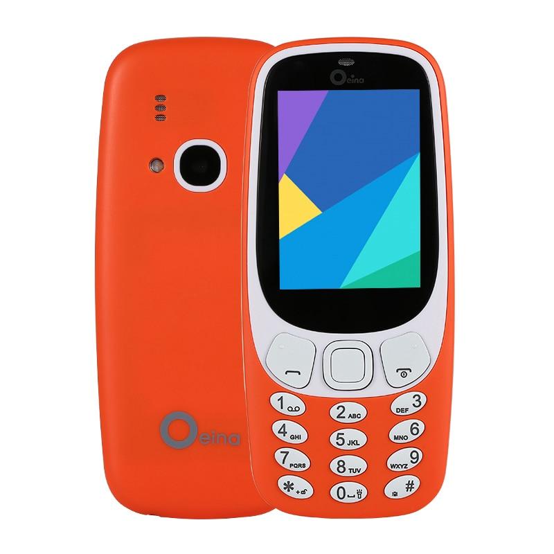 2017 Promotion OEINA XP3310 4SIM Phone Quad Band Four SIM Card 4 SIM Bluetooth MP3 MP4