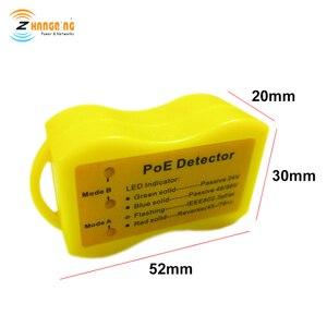 Image 2 - PoE สำหรับ Passive PoE ระบุ Power over Ethernet พร้อม RJ 45; จอแสดงผลแสดง passive/802.3af/at; 24 v/48 v/56 v