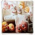 Хомяк каваи милые плюшевые мягкие игрушки с большими глазами игрушки для детей аниме «единорог» губка боб говорить хомяка мягкие игрушки