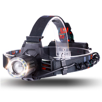 YAGE YG 608C HeadLamp USB LED Head Lamp Forehead Flashlight Head Light Led Lintern Fishing Lanterna