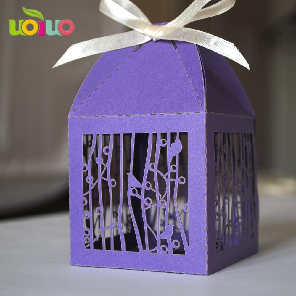 Free shipping cheap wholesale wedding gift decoration box ...