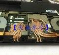 DIY laptop soft Loop de bronze tubo de cobre vermelho diâmetro Exterior 4mm refrigerador de refrigeração de água Dissipar O calor Reequipamento Personalizado comprimento 400-600mm