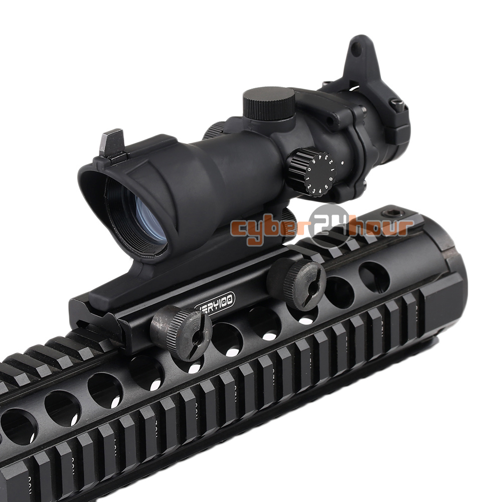 VERY100 1x32 Tactical Illumination Red/Green Dot Sight Rifle Scope Airsoft Hunting Free Shipping! very100 new tactical reflex 3 10x 40 red green dot reticle sight rifle scope