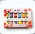 12 pcs Marca Novo Pacote de Óleos Essenciais para Aromaterapia Spa Banho Massagem Cuidados Com A Pele Óleo de Lavanda Com 12 Tipos de fragrância
