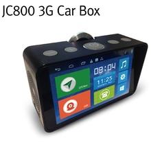 JC800 Full HD 720 P 3 Г Android Автомобильный Видеорегистратор Камера с WCDMA Трехдиапазонный и Android 4.4 Системы и MTK Четырехъядерных Процессоров