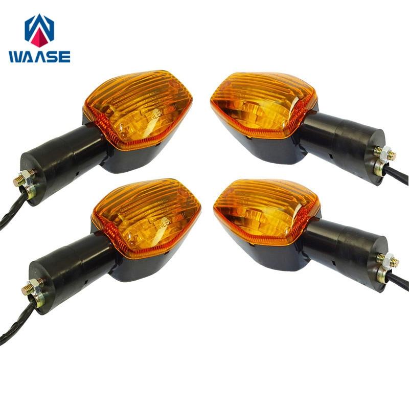 přední a zadní otočné signály žárovka světlo jantarové pro HONDA CBR600RR F5 2003 2004 2005 2006 / CBR1000RR 2004 2005 2006 2007