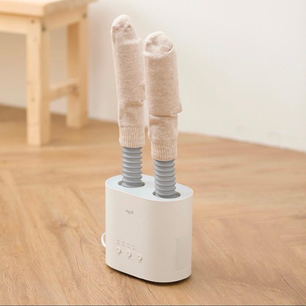 Original XIAOMI MIjia Deerma HX10 Intelligent multi-fonction rétractable sèche-chaussures multi-effet stérilisation u-forme Air Out - 5