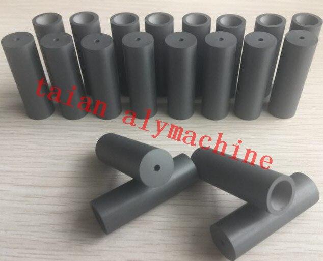 цена на 45x16x4/5/7/8mm boron carbide blasting nozzle, sandblasting machine parts