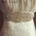 Wedding Accessories Belt  Bridal Sashes Crystal Rhinestone Belts Vestido Festa Longo Noite Casamento wedding belts and sashes