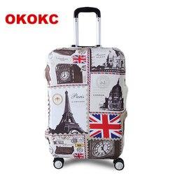 62fda534c OKOKC Torre Bagagem de Viagem Mala Capa Protetora para o Caso Se Aplica a  19 '