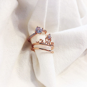1Pcs Korean Index Finger Ring
