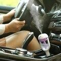 Atacado 12 V Mini Carro A Vapor de Óleo Essencial de Aromaterapia Umidificador Purificador de Ar Aroma Difusor Névoa Criador Fogger Mini caixa de Varejo