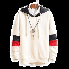 8de36ac226 Hoodie Sweatershirt Men Fashion Letter Print Men s Hooded Cloak Sudaderas Hombre  Hip Hop Pullover Clothing 2018 New Arrive Y73