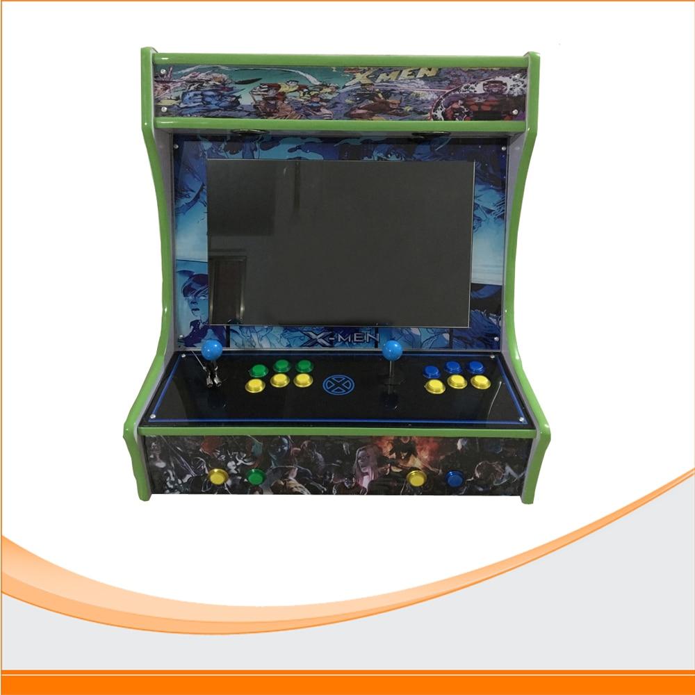 19 inch LCD mini arcade game machine with Pandora Box 4