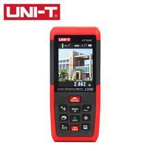 UNI-T UT396B Professionelle Laser Entfernungsmesser Lofting Test Nivelliergerät Bereich/Volumen Datenspeicherung Max 120 mt 2MP Kamera
