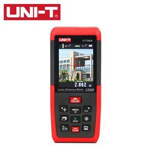 Image 3 - UNI T UT396B lazer mesafe ölçer 120m lazer telemetre 2MP kamera Lofting Test tesviye enstrüman alan/hacim veri depolama
