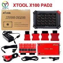 Новые XTOOL X100 PAD2 специальные функции Обновление версии X100 PAD лучше, чем X300 Pro3 Авто Ключ Программист X100 DHL бесплатно