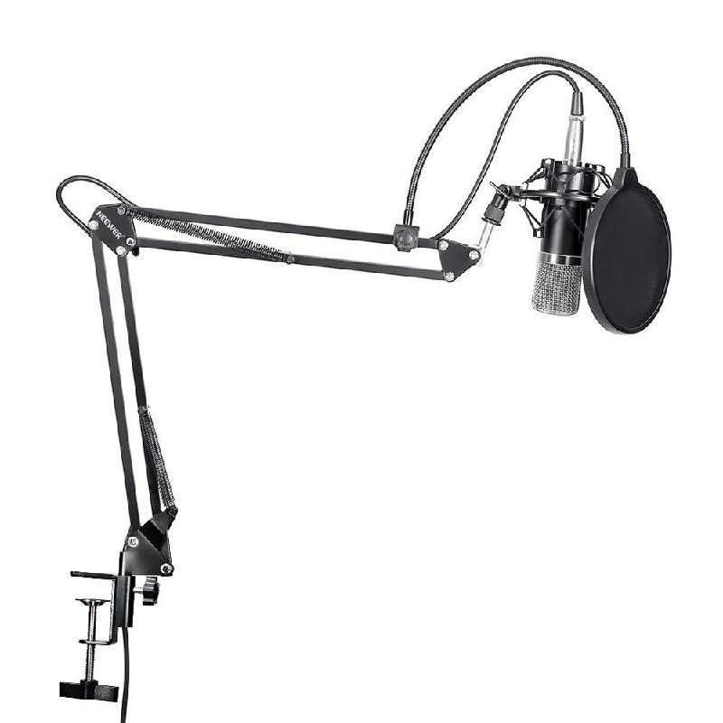Hot Sale Microphone Online show Condenser Sound Podcast Studio Professional Microphone Mic with Arm Stand For PC Laptop Skype gordon loberger webster s new worldtm english grammar handbook