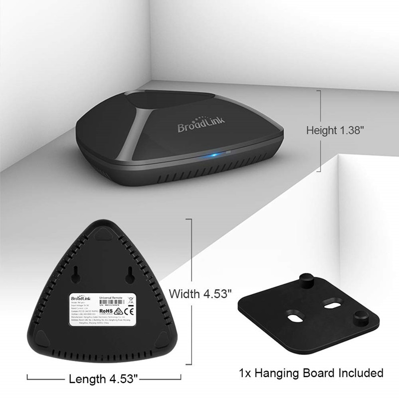 Acheter D origine Broadlink RM PRO + Universal IR RF Télécommande