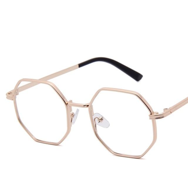 97606360fb1ee 2017 Nuove Donne di Modo Occhiali Da Vista Frames Classico Del Progettista  di Marca di Lusso