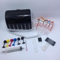 YOTAT 6 color CISS ink cartridge PGI 270 CLI 271 PGI 270XL for Canon PIXMA MG7720 TS8020 TS9020 TS6020