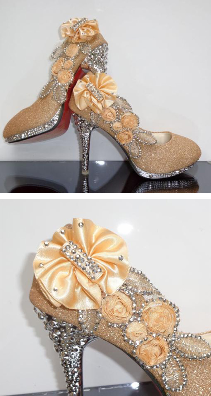 19 Colorful Wedding Shoes Women Pumps Sexy Ladies Super High Heels Fashion Party Women Shoes Thin Heel 8cm 10cm YX721 8
