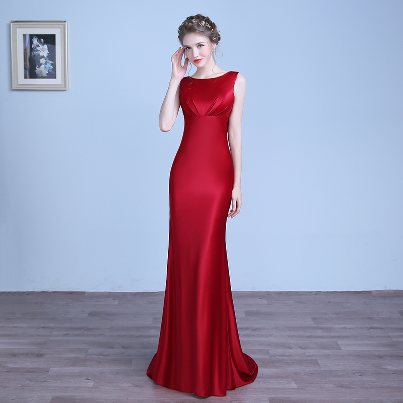 Online Get Cheap Black and Red Mermaid Prom Dresses -Aliexpress ...