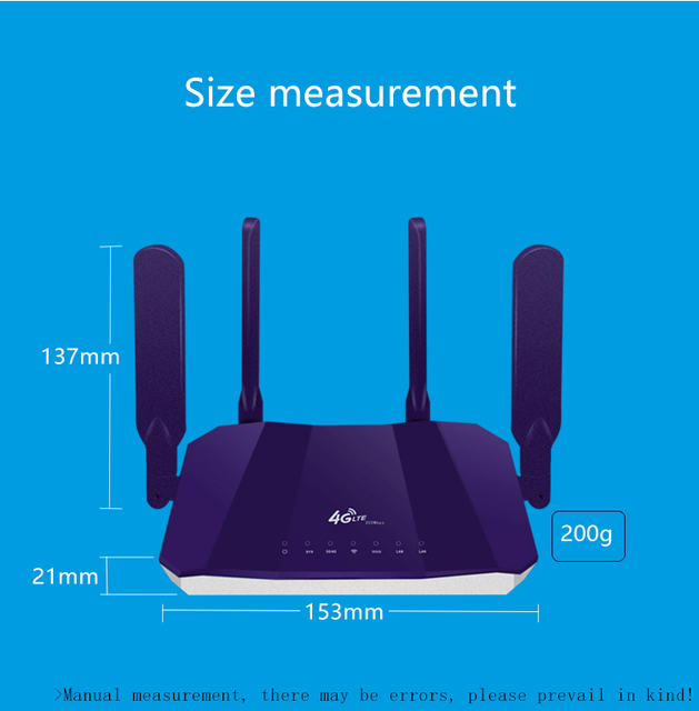 300Mbps Wireless 2.4G Wi-Fi Router