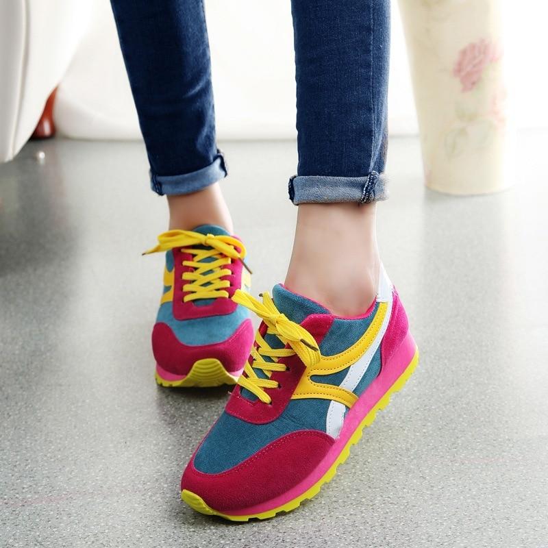 scarpe sportive donna Dropship donne fashion ... e8a53469442