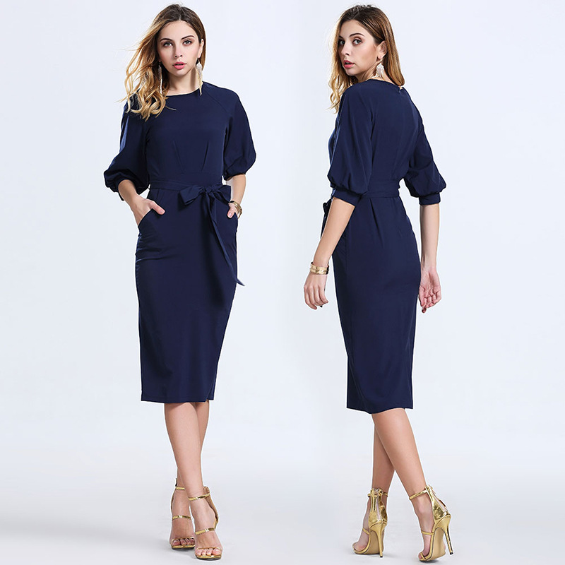 Online Get Cheap Navy Dress Blue -Aliexpress.com | Alibaba Group