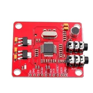Vs1053 Vs1053B Module Mp3 pour Arduino Uno carte de séparation avec fente pour carte Sd Ogg enregistrement en temps réel