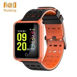 Rundoing N88 Smart Watch Bluetooth Fitness IP68 Waterproof 1.3