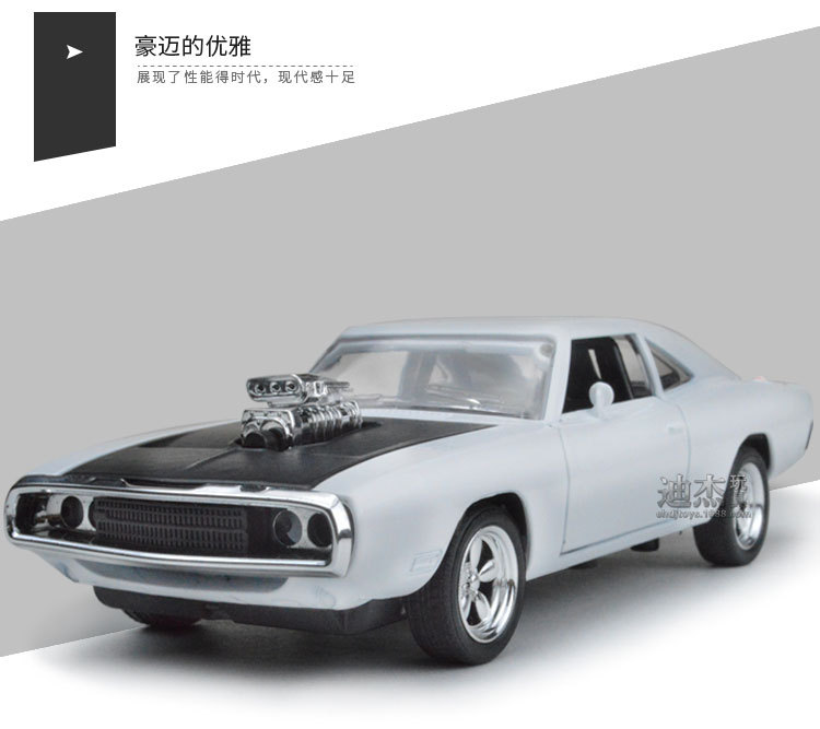 The-Fast-And-The-Furious-Dodge-Charger-Alloy-Cars-Models-Free-Shipping-Kids-Toys-Wholesale-Four-Color-Metal-Classical-Cars-3