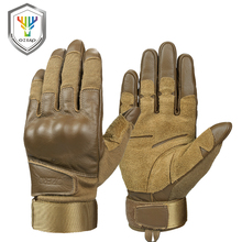 OZERO New Arrival Work Gloves Men's Cowhide Leather Genuine Driver Security Protection Wear Safety Workers Welding Moto Gloves mechanics driver men moto work gloves waterproof safety garden gloves leather welding protective cowhide racing garden gloves