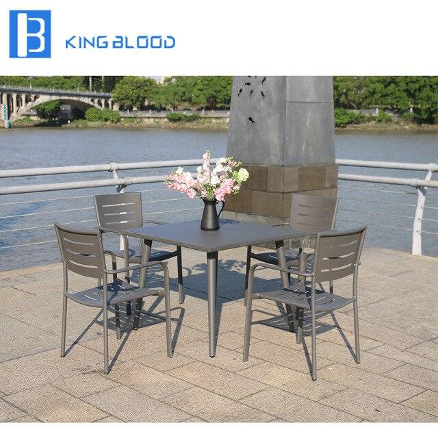 Muebles de mimbre al aire libre silla de mimbre comedor conjuntos en ...