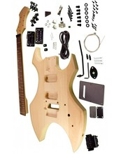 Rich DIY Electric Guitar DY-Y7 Handmade Basswood  Body  And Rosewood Fingerboard Real Photos tl style electric guitar diy kit map pattern veneer a grade beechwood body hard maple neck rosewood fingerboard set
