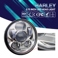 CO LIGHT 50W LED HEADLIGHT H4 HIGN LOW BEAM 5 75INCH 30W 6000K 12V 24V 30000H