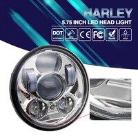CO LIGHT 50W LED HEADLIGHT H4 HIGN LOW BEAM 5 75INCH 30W 6000K 12V 24V 30000H