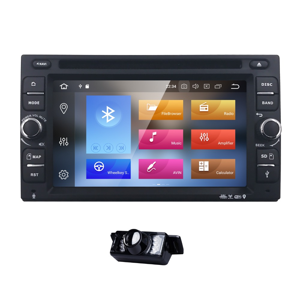 qcta core 2 din autoradio android 8 0 car dvd multimedia stereo player for nissan xtrail qashqai. Black Bedroom Furniture Sets. Home Design Ideas