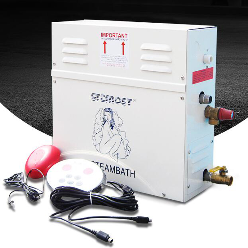 Back To Search Resultshome Improvement Strong-Willed High Power 12kw And Wet Steam Function Steam Generator