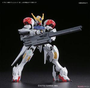 Image 2 - Bandai Gundam HG 1/144 MS Option Set 7  Mobile Suit Assemble Model Kits Action Figures Childrens toys